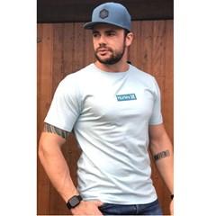 Camiseta Hurley Azul Claro 639004A03