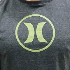 Camiseta Hurley Chumbo 636005A