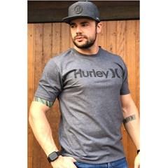 Camiseta  Hurley Chumbo Mescla 639001A045