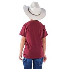 Camiseta Infantil King Farm GCK15