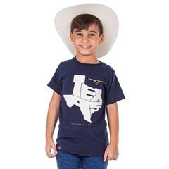 Camiseta Infantil King Farm GCK85