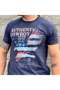 Camiseta King Farm Azul Marinho GCM110