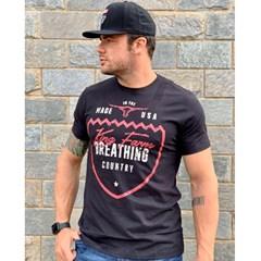 Camiseta King Farm Preto GCM171