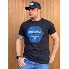 Camiseta King Farm Preto GCM324