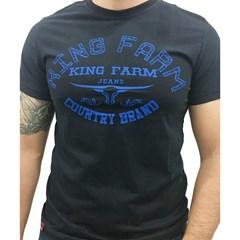 Camiseta King Farm Preto KF50
