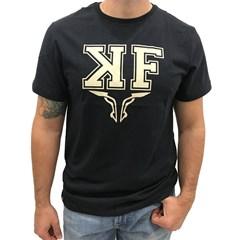 Camiseta King Farm Preto KF88