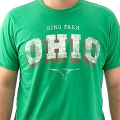 Camiseta King Farm Verde GCM25