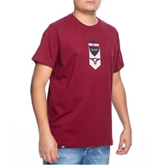 Camiseta King Farm Vinho GCM503