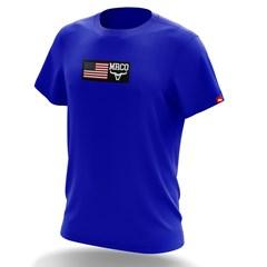 Camiseta Marruco Azul Royal C-0073
