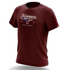 Camiseta Marruco Bordô C-0076