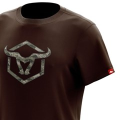 Camiseta Marruco Café C-0077