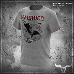 Camiseta Marruco Cinza Mescla C-0044