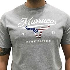 Camiseta Marruco Cinza Mescla C0076