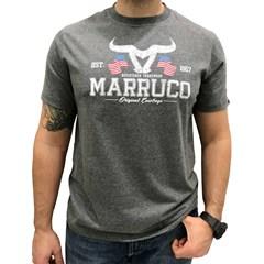 Camiseta Marruco Grafite Mescla C0093