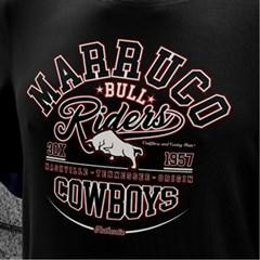 Camiseta Marruco Preta C0031