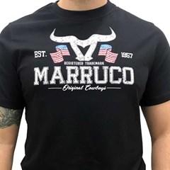 Camiseta Marruco Preto C0078