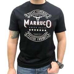 Camiseta Marruco Preto C0083