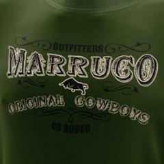 Camiseta Marruco Verde C0037