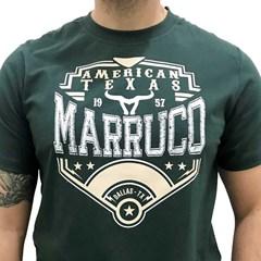 Camiseta Marruco Verde Militar C0096