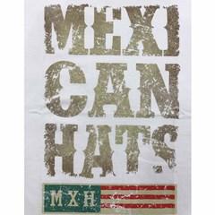 Camiseta Mexican Shirts Rustic Mexican Branca