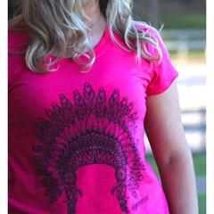 Camiseta Miss Country Tee Cocar 89