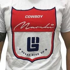 Camiseta Never Give Up-Guilherme Marchi NGU-C16