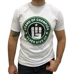Camiseta Never Give Up-Guilherme Marchi NGU-C20