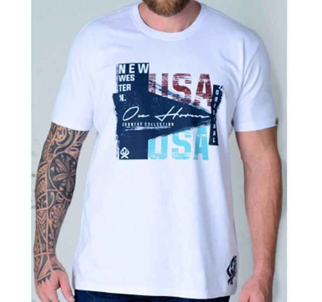 Camiseta Ox Horns 1399