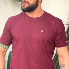 Camiseta Ox Horns Bordô 8010