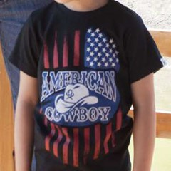 Camiseta Ox Horns Infantil 5024