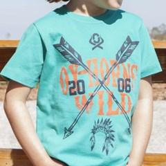 Camiseta Ox Horns Infantil 5028