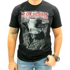Camiseta Ox Horns Preto 1155 ... f6af6acf3b99d