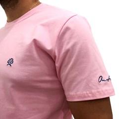 Camiseta Ox Horns Rosa Claro 8012