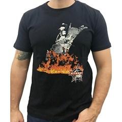 Camiseta PBR Preta/Estampa PBR048