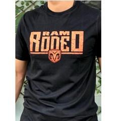 Camiseta Radade Silk Ram Preto