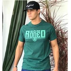 Camiseta Radade Silk Ram Verde