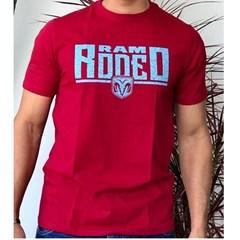 Camiseta Radade Silk Ram Vermelho