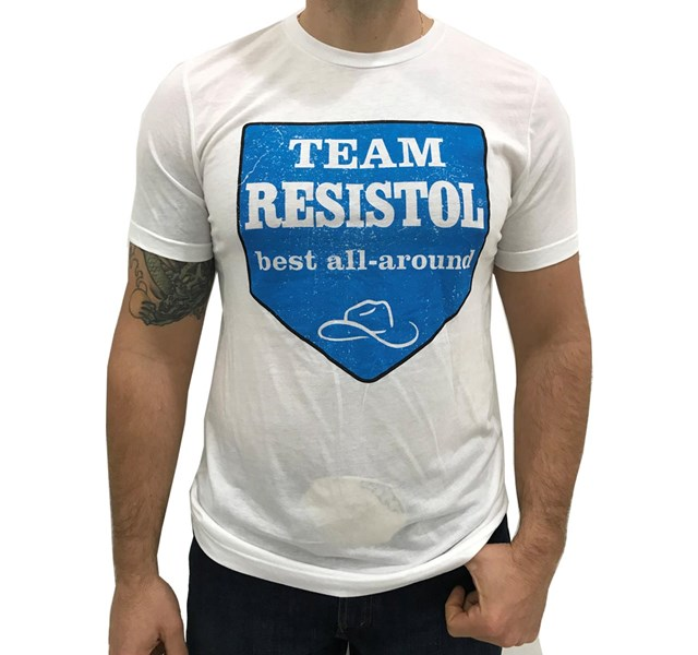 Camiseta Resistol Branco T00172
