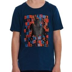 Camiseta Tassa Infantil 4389.1