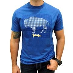 Camiseta Tatanka Azul/Estampa 720