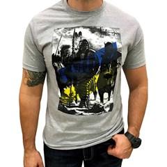 Camiseta Tatanka Cinza Mescla/Estampa 719