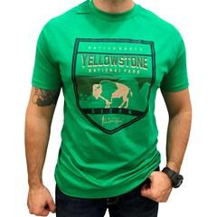 Camiseta Tatanka Verde/Estampa 714