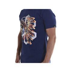 Camiseta Tuff Blue Native Azul Marinho