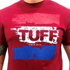 Camiseta Tuff Bordô/ Estampa 1201