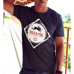 Camiseta Tuff Bunny Dark Grey Camiseta Tuff Bunny Dark Grey a43ae13cca1