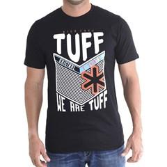 Camiseta Tuff Stripe Grade BK Preto