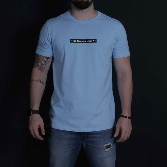 Camiseta TXC Azul Claro 1389