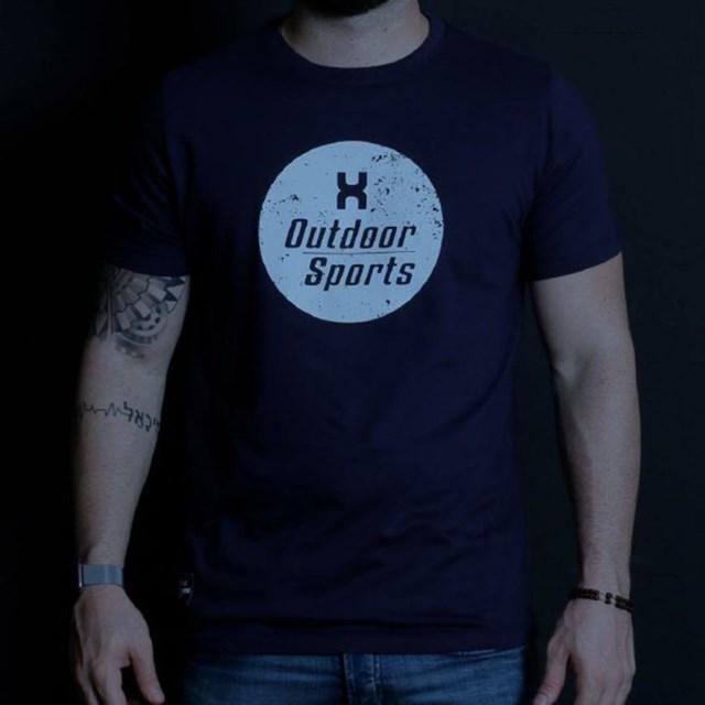 Camiseta TXC Azul Marinho 1395