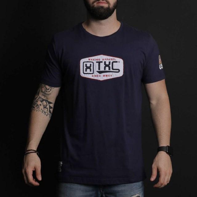 Camiseta TXC Azul Marinho 1424