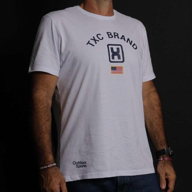 Camiseta TXC Branco 1432